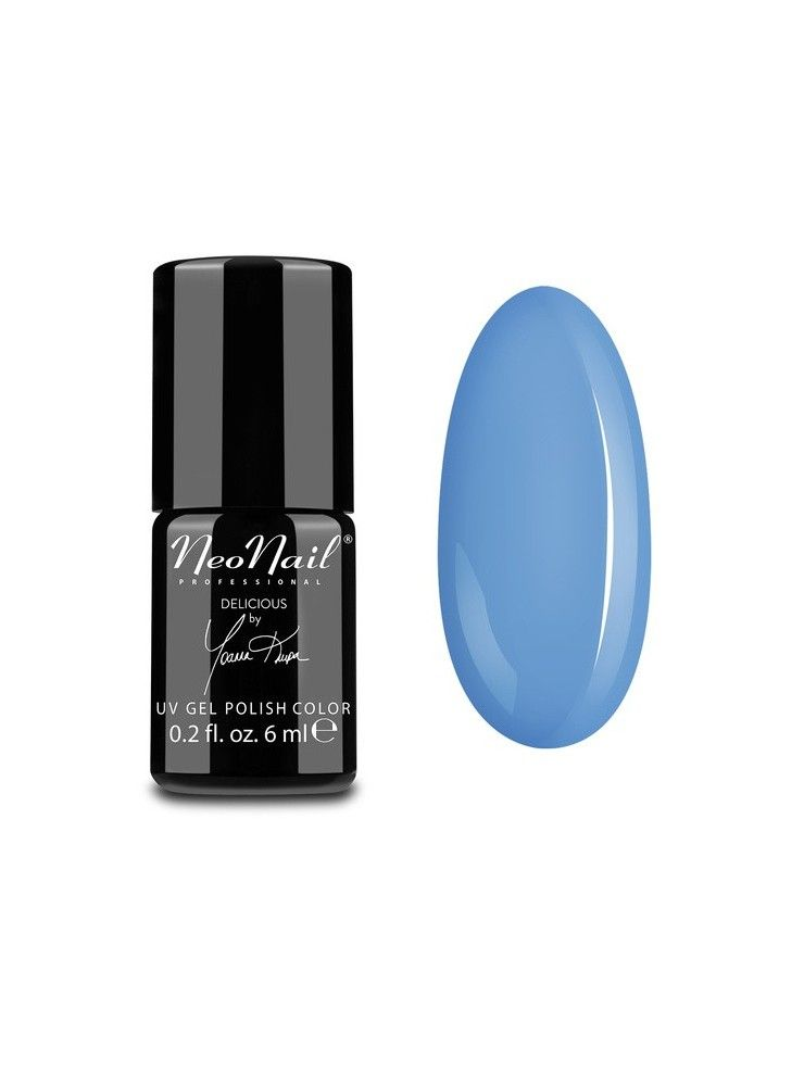 Blue Cream Jelly - UV Nagellack 6ml