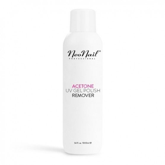 Aceton 1000 ml - UV Gel Polish Remover Neonail