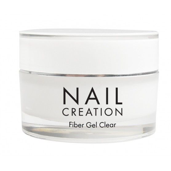 Fiber Gel Clear – 50 ml Nail Creation