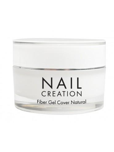 Fiber Gel Natural Cover – 15 ml Nail Creation