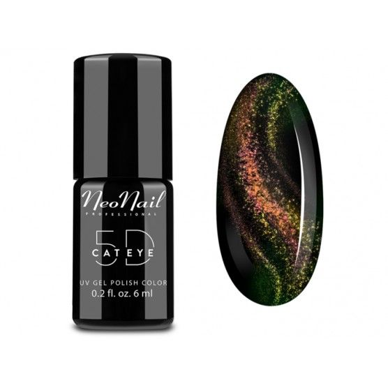 Somali - UV Nagellack Cat Eye 5D Neonail