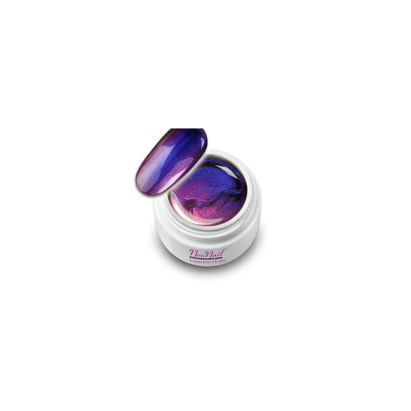 Chameleon UV - Gel 5ml blau/rot