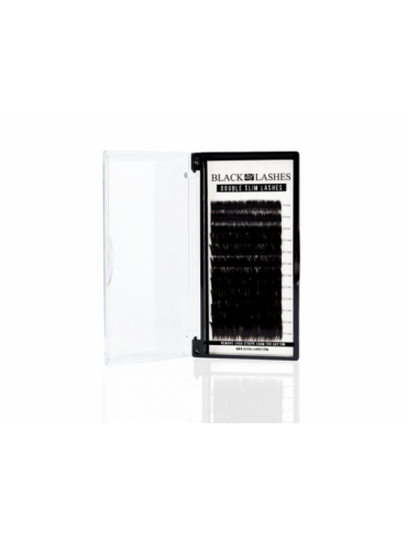 MIX B 0,15MM - Double Slim Lashes