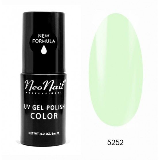 Lemon Grass - UV Nagellack 6 ml Neonail