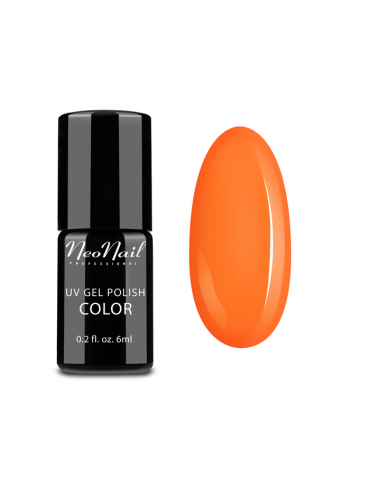 Neon Orange - UV Nagellack 6 ml Neonail