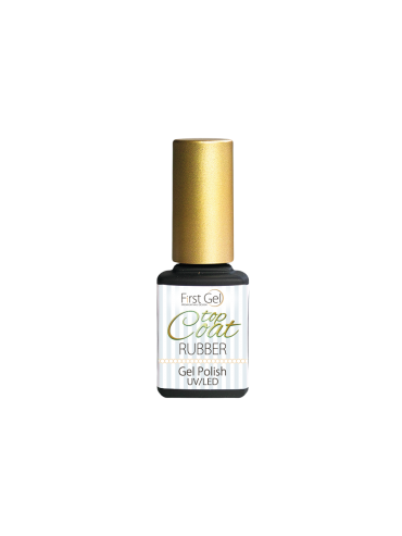 Top Coat Rubber 10ml First Gel
