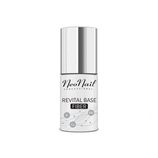 UV Nagellack 7,2 ml REVITAL BASE FIBER Neonail