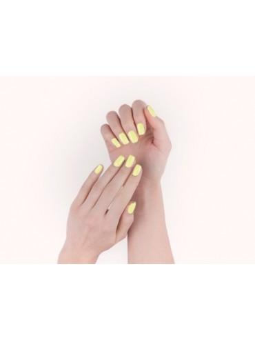 GEL POLISH 007 PANTONE: Elfin Yellow 10 ml SPEKTR