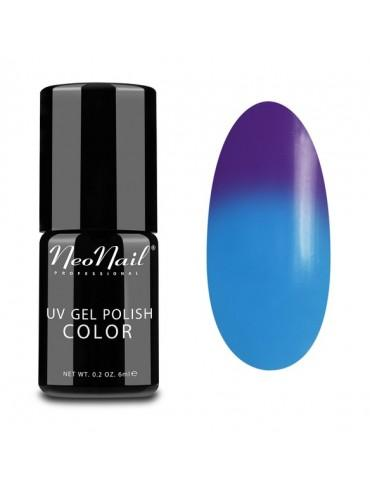 Blue Lagoon - Thermo UV Nagellack 6 ml Neonail