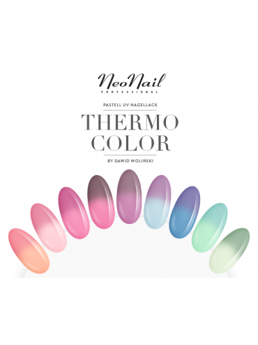 Light Chiffon - Thermo UV Nagellack 6 ml