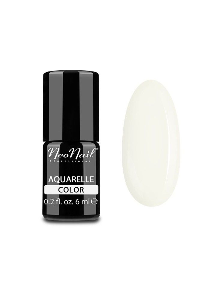 White Aquarelle - UV Nagellack 6 ml