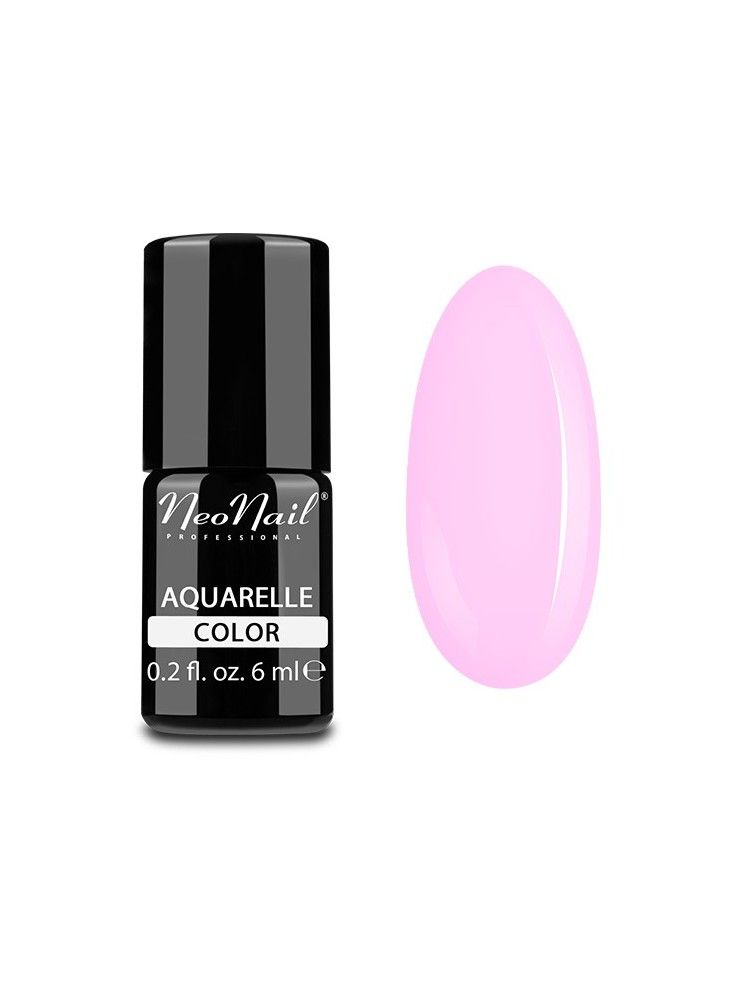 Pink Aquarelle - UV Nagellack 6 ml Neonail