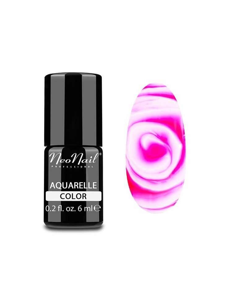 Raspberry Aquarelle - UV Nagellack 6 ml Neonail