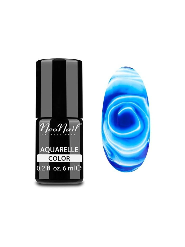 Navy Aquarelle - UV Nagellack 6 ml Neonail