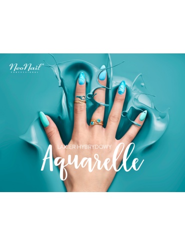 Emerald Aquarelle - UV Nagellack 6 ml Neonail
