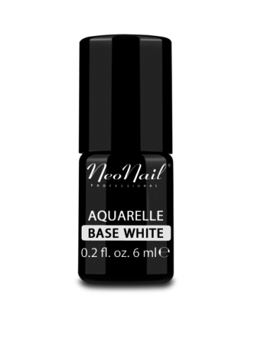 Base White Aquarelle - UV Nagellack 6 ml Neonail