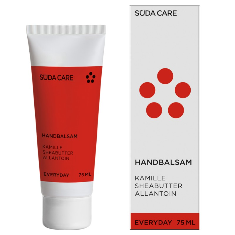 SÜDA CARE EVERYDAY Handbalsam 75ml