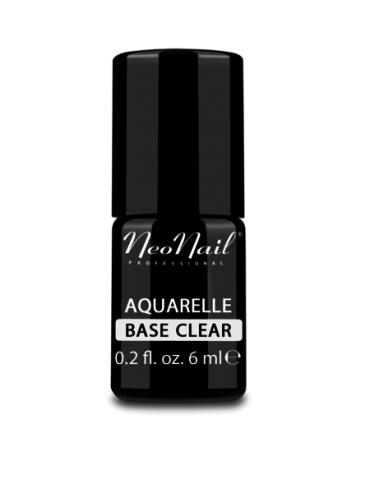 Base Clear Aquarelle - UV Nagellack 6 ml Neonail